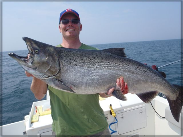 lake ontario east ontario fishing charters and guides